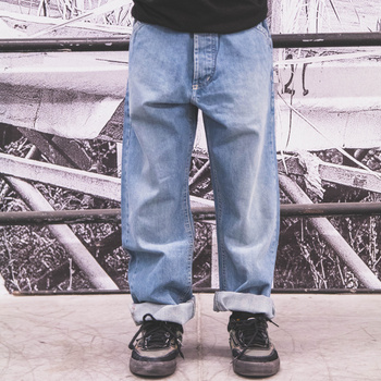 Pants ROCK blue / normal fit <<  HIT >>