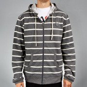 Sweatshirt CLASSIC STRIPES graphite/melange