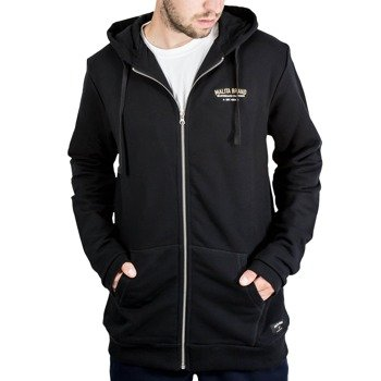 Sweatshirt Malita Brand zip black