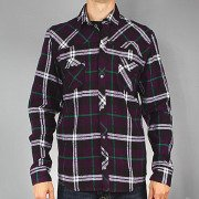 Shirt Classic purple/black