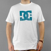 T-Shirt DC Logo white