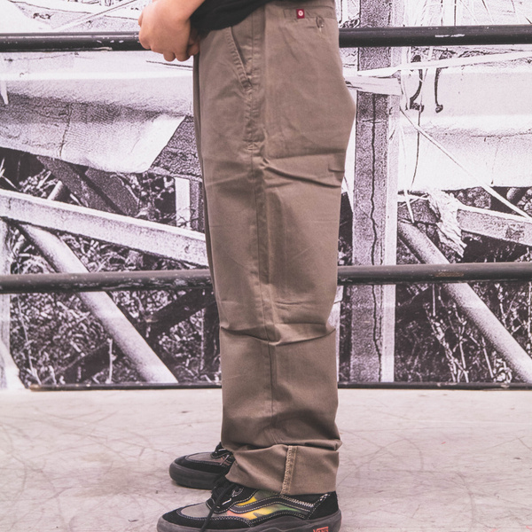Pants cotton Skuter dark / normal fit << HIT >>