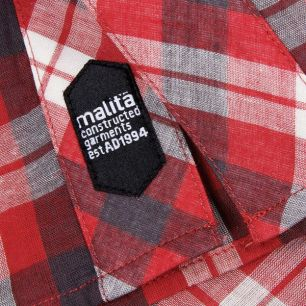 Shirt CLASSIC grey red