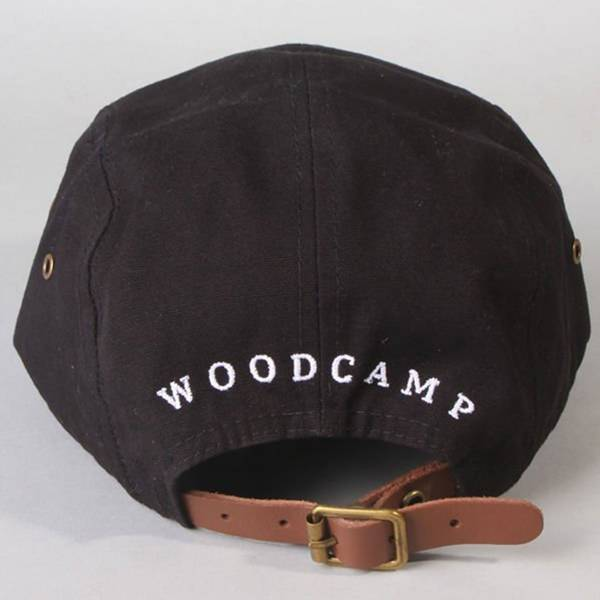 Czapka WOODCAMP Bear black
